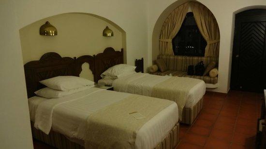 Movenpick Resort Sharm El Sheikh Naama Bay: Morrocan style rooms - charming