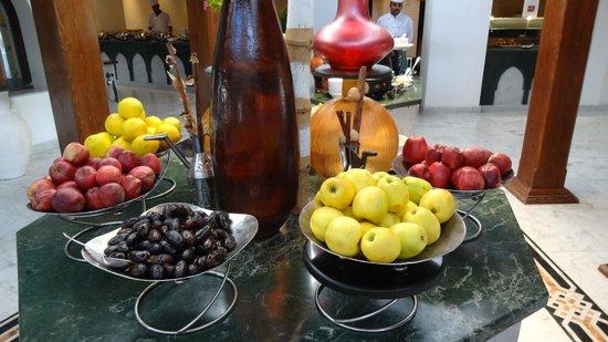 Movenpick Resort Sharm El Sheikh Naama Bay : Excellent food