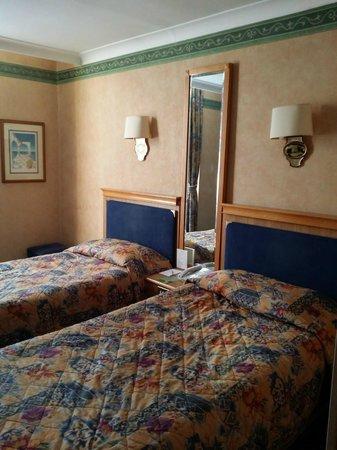 Berjaya Eden Park London Hotel: Deluxe Room View