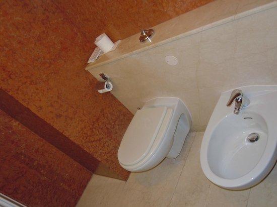 Hotel Aosta - Gruppo MiniHotel : sanitari