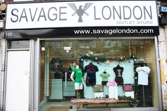 Savage London