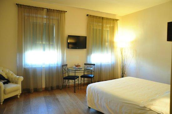 Relais Piazza Signoria : apt 505 main room