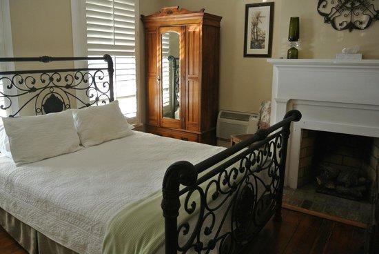 Florida House Inn: Unser Zimmer