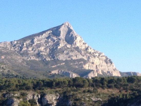La Charlotte Aix en Provence : Nearby hike