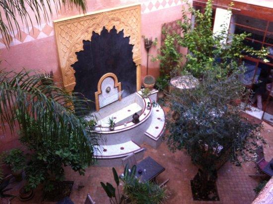 Riad Tara Hotel & Spa: Patio du Riad
