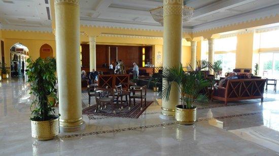 Maritim Jolie Ville Kings Island Luxor : Lobby
