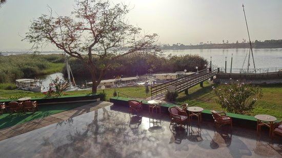 Jolie Ville Hotel & Spa - Kings Island, Luxor: View of the Nile