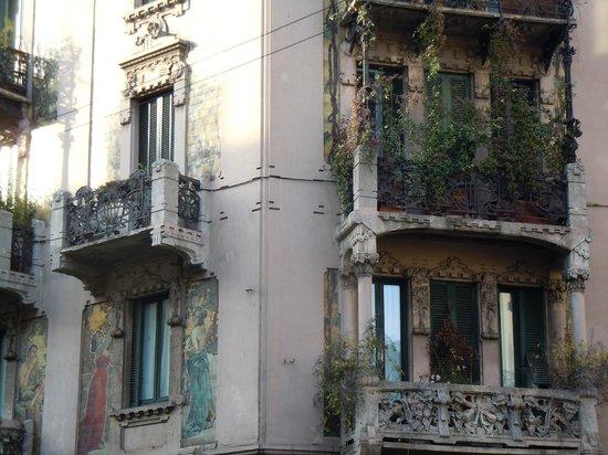 Panino Giusto Porta Venezia : esterno