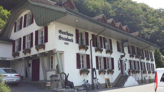 Gasthaus Steinbock: Общий вид отеля