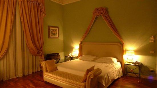 Relais Villa Antea: Bedroom