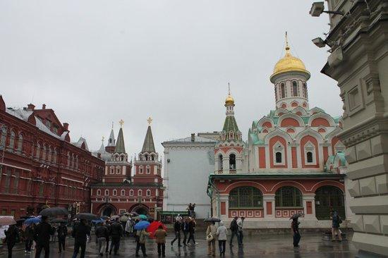 Kazan Cathedral : Esterno