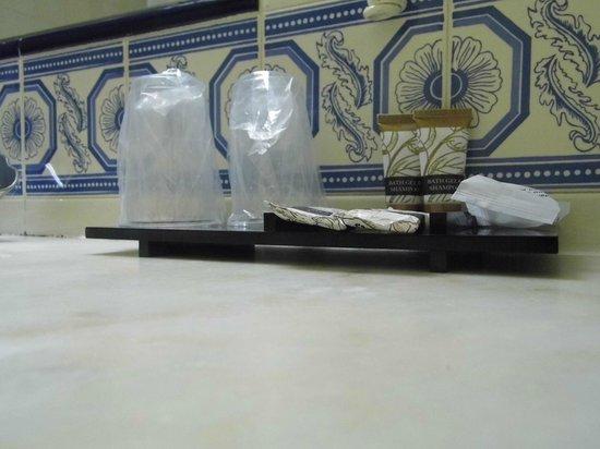 Hotel Lisboa Tejo: WC