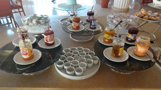 Movenpick Resort Aswan: Excellent food