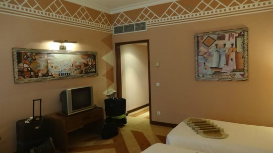 Movenpick Resort Aswan: Room