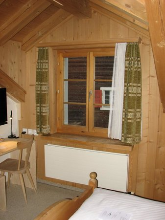 Casa Todi : Nice wooden walls