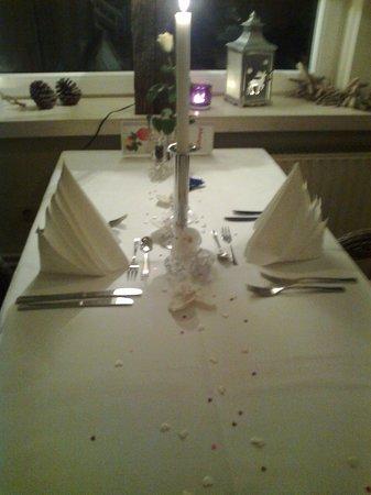 Mangos: Candlelight-Dinner : da stimmt einfach alles