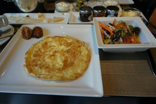 Hotel Indigo Tel Aviv - Diamond District : Breakfast.