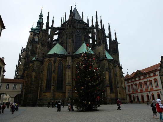 Premiant City Day Tour: St. Vitus Cathedral