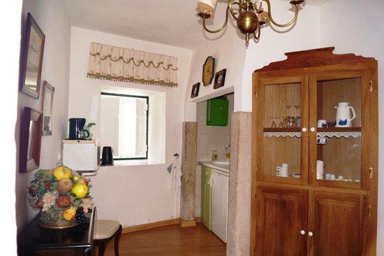 Casa D'Obidos : Kitchen/dining room