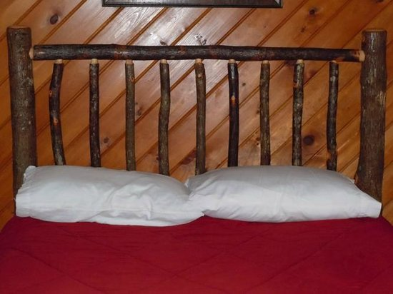West Quoddy Head Station: One of the Rustic Beds