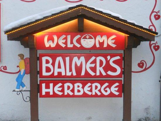 Balmer's Hostel: Balmer's