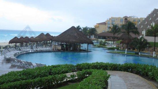Llueve Que Llueve Fotografía De Paradisus Cancun Cancún