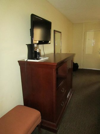 Best Western Point South: The room