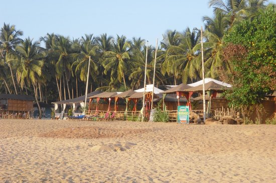 Sonho do Mar from beach