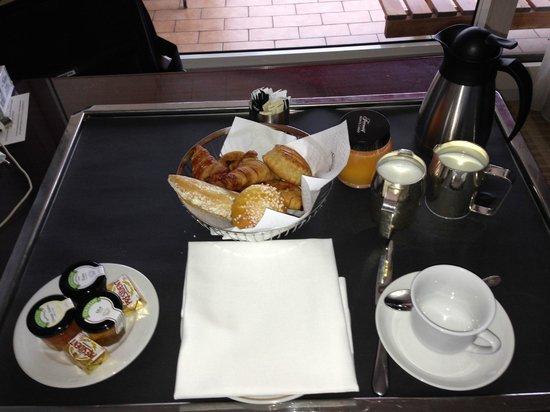 Fairmont Monte Carlo : colazione inadeguata al prezzo