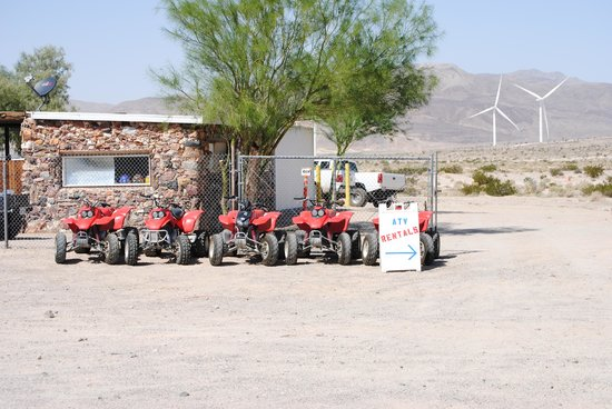 Ocotillo Rentals and Tours