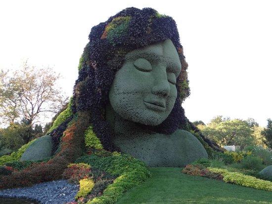 Montreal Botanical Gardens: Mother Earth