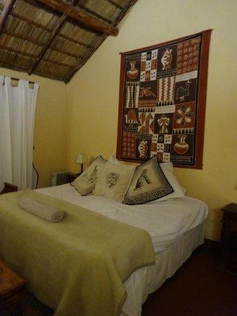 Horizon Horseback Adventures Lodge: Schlafzimmer im Chalet