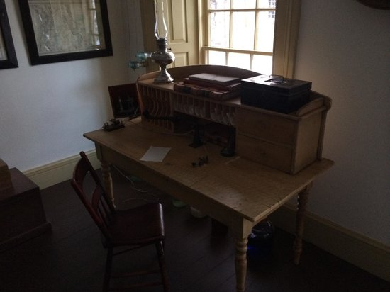 Cove Fort: Telegraph Office