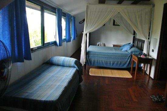 New Emerald Cove : la chambre