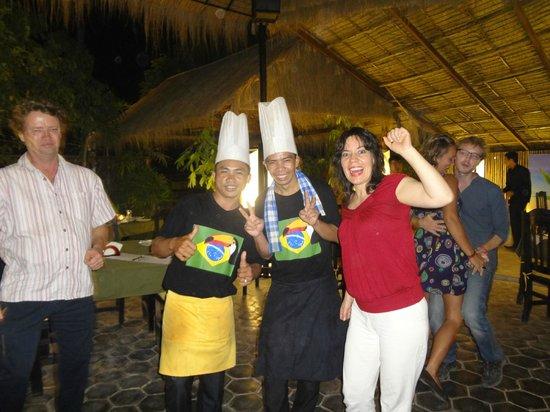 Christmas Churrasco 2013!! at Gigi Brasil