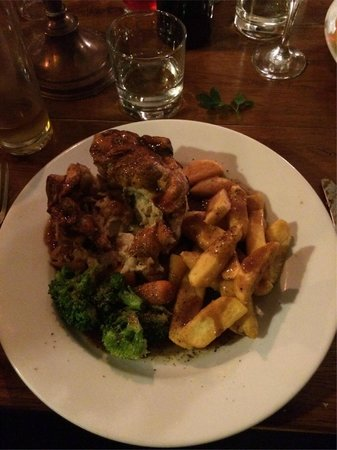 The Bull at Benenden Restaurant: Food at The Bull