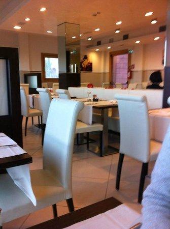 Kairos Garda Hotel: sala da pranzo