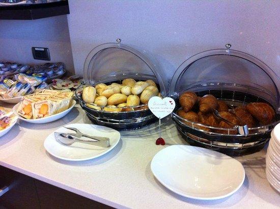 Kairos Garda Hotel: colazione