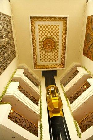Regency Madurai By GRT Hotels : Ceiling view