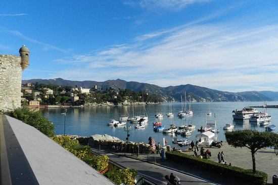 Hotel Laurin : Panorama dalla nostra camera