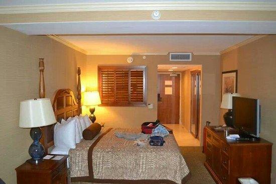 Outrigger Reef Waikiki Beach Resort: Amazing room