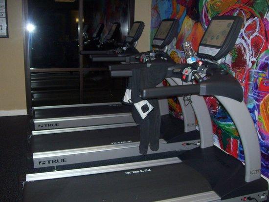 Holiday Inn National Airport / Crystal City: good gym