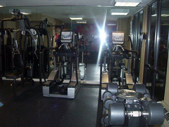 Holiday Inn National Airport / Crystal City: gym2