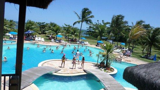 Costa Brasilis Resort: Piscina