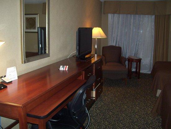 Holiday Inn National Airport / Crystal City: tv