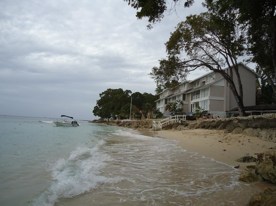 The Club, Barbados Resort and Spa: Sea view rooms & beach
