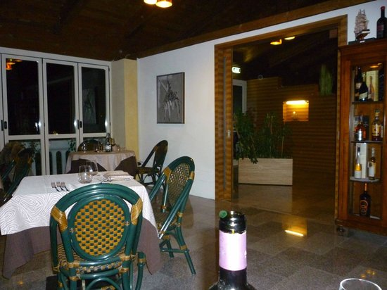 Park Hotel Marinetta : RISTORANTE INGRESSO