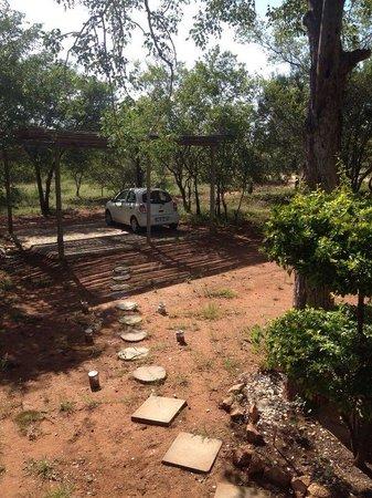 Silonque Bush Estate: Beautiful houses in de bush; amazing experience!