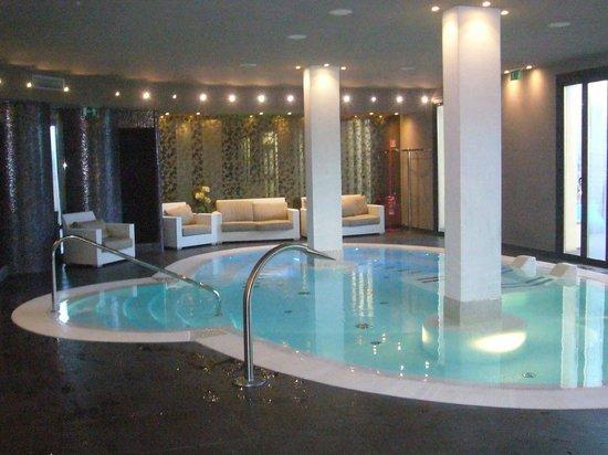 Park Hotel Marinetta: VASCA IDROMASSAGGIO