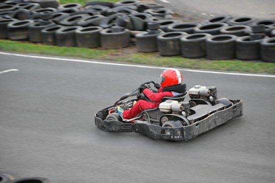 Herefordshire Raceway: Karting